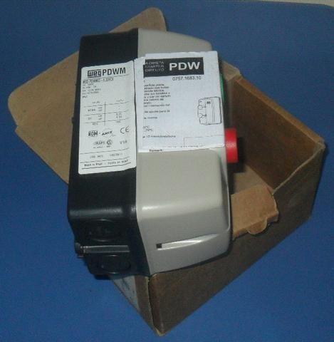 Chave de partida magnética (NOVA)