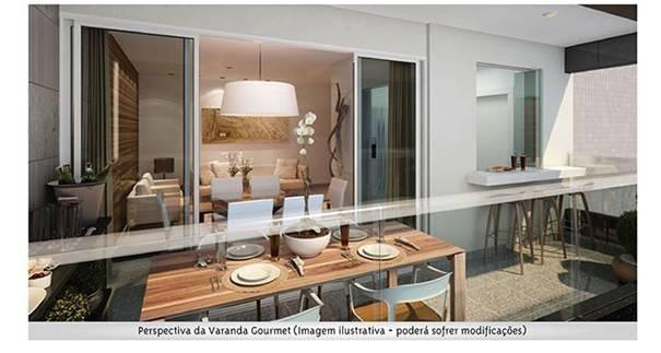 Apartamento à venda com 3 dormitórios em Serra, Belo horizonte cod:1021 - Foto 6