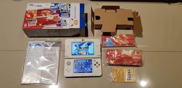 Nintendo New 3DS POKEMON+FREE SHOP!!ACEITO PS3, XBOX