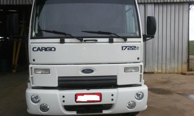 Caminhao Ford Cargo 1722 E Unico Dono Garantia Lopac 2010