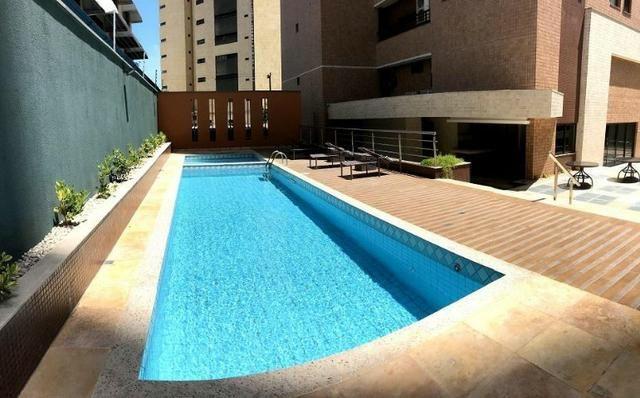 AP1003 Apto. 217m² Um Por Andar 3 Suites Projetado Climatizado, Gab.3 vgs. Prox: Beira Mar - Foto 14