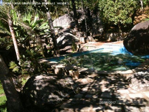 Sítio para venda em teresópolis, parque do imbui, 4 dormitórios, 3 banheiros, 2 vagas - Foto 2