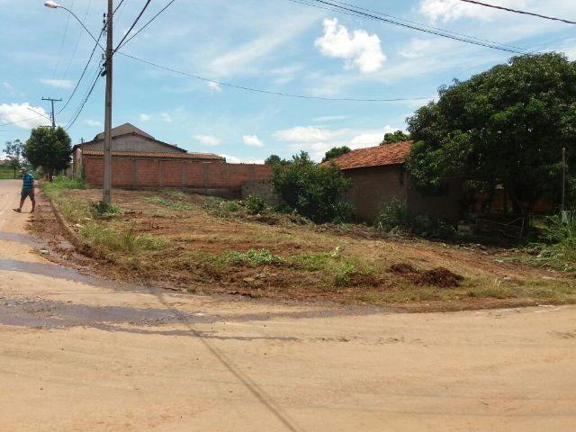 Lote de esquina Bairro Jd Morumbi 360m2 em Rondonopolis