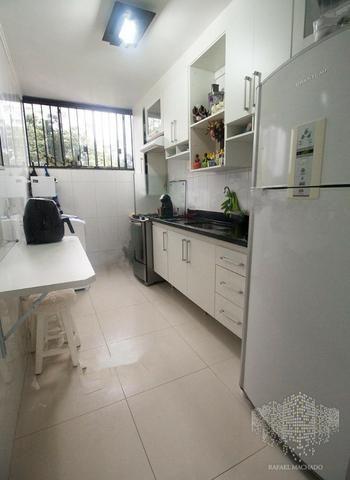 Apartamento na sqs 409 / vazado / reformado / depósito no subsolo