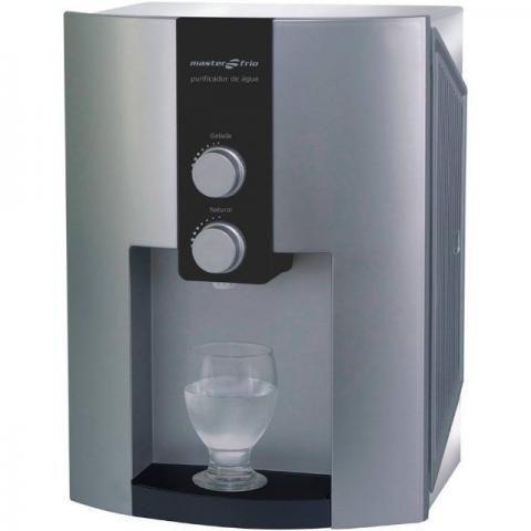 Purificador de Água Master Frio - Inox - 220v - Água Gelada e Natural