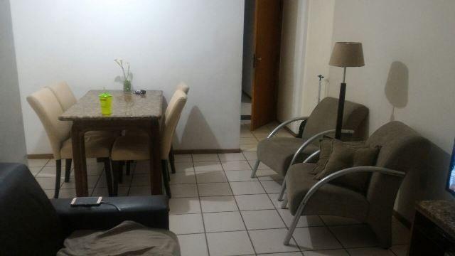 Apartamento em Lagoa Nova, 2 quartos - suíte