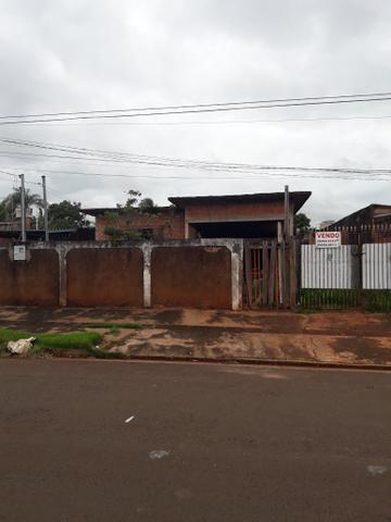 Casa semi acabada vila Marli.perto do mister João