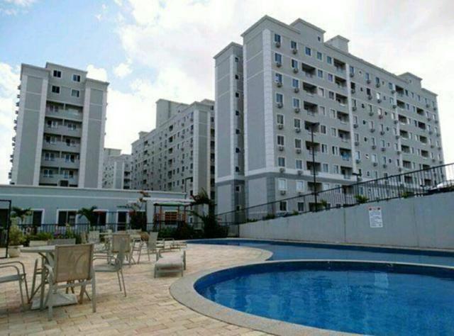 Apartamento Mobiliado 3/4 com suíte na Av. Abel Cabral - Condomínio Nimbus