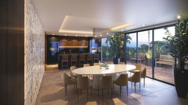 Res. Único Marista 135, Apartamento 150 m², 3 suítes, 2 vagas, Setor Marista, Goiânia - Go - Foto 2