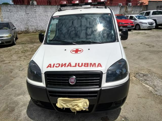 Ambulância Doblò 2016 - Foto 2