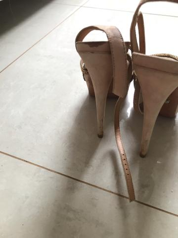 8e1fefceb Sandalia bege schutz - Roupas e calçados - Centro, Uberaba 601196196 ...