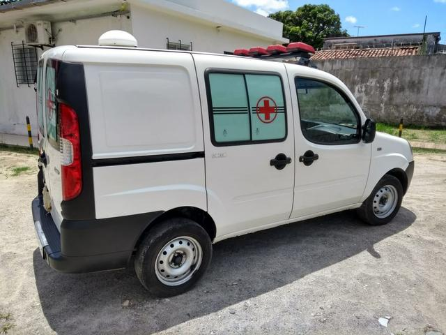 Ambulância Doblò 2016