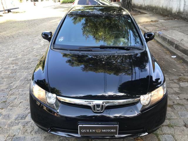 Civic LXS 1.8 Flex Aut 2008/08