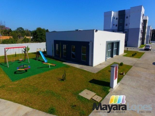 Apartamento Residencial Vilas do Mar Paula São Francisco do Sul 2 quartos