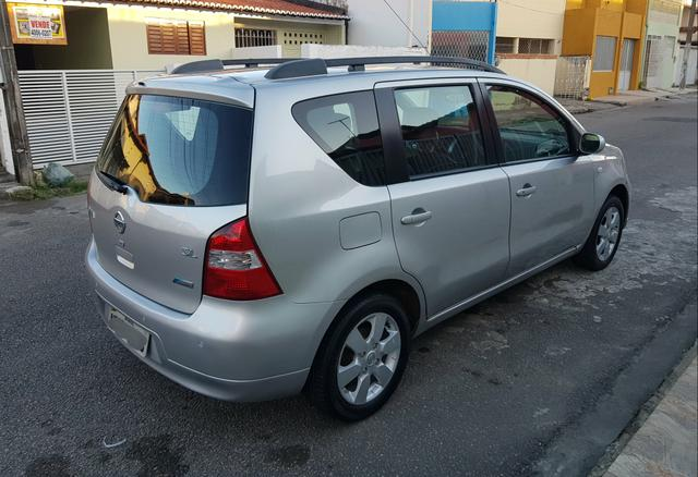 Livina SL automática 2012 - Foto 3