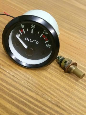 Temperatura óleo