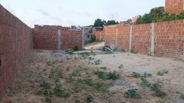 Terreno No Ibura Já Em Construção. Falar com Zezo 9  * Whatsapp - Foto 4
