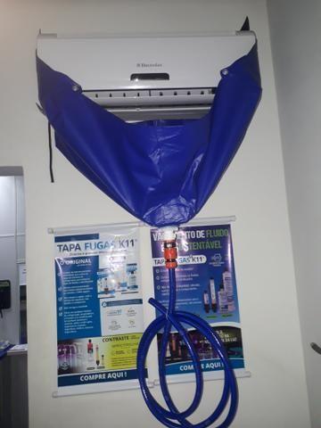 Instalação, Higienização ar Split,nocartão - Foto 4