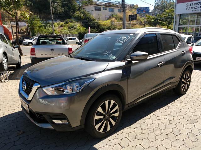 Nissan Kicks 1.6 Automática SV