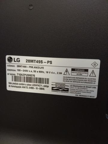 TV Smart Lg LED 28 Polegadas 28MT48S-PS - Foto 4