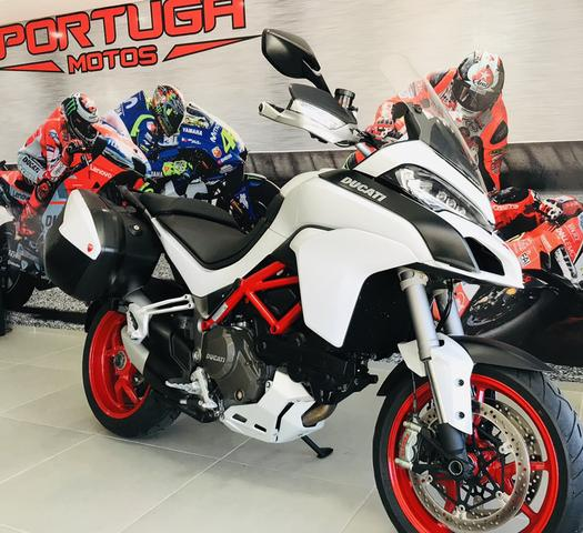 Ducati Multistrada 1200ST 2016