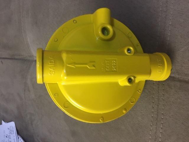 Regulador Gas Indl Amarelo 76511 Alianca Alianca - Foto 2