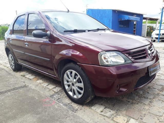 Renault logan 2009/2009 1.6 expression 8v flex 4p manual - Foto 2