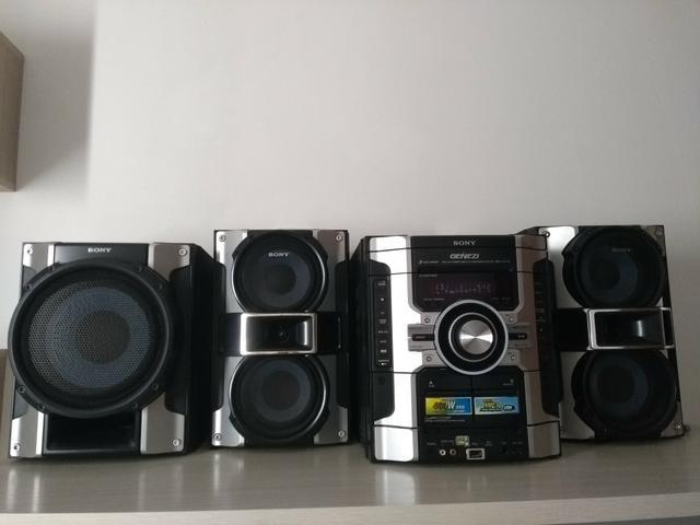 Som Sony Genezi 400W RMS - Foto 3