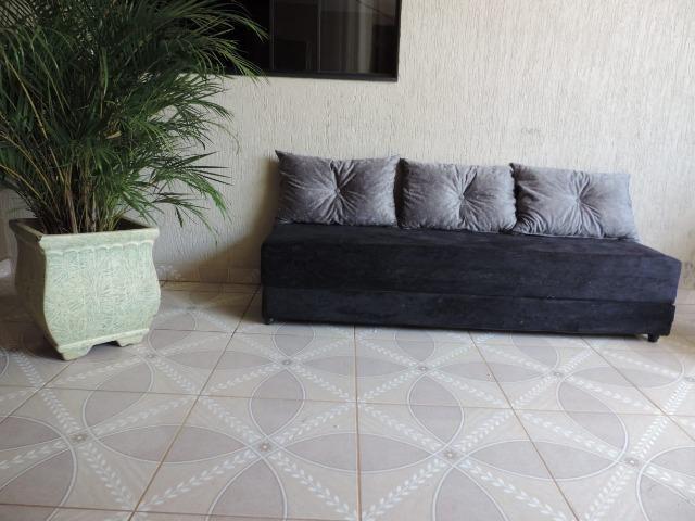 Sofa cama diretamente da fabrica