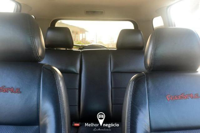 Ford Ecosport XLT FreeStyle 1.6 8v Flex Azul - Foto 11