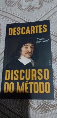 Livro Discurso do Método