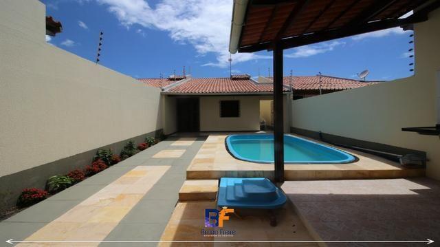 Casa a Venda em Paracuru Com Piscina e Duas Suites (Casa Com Poço Profundo e Cerca Elétr.) - Foto 2
