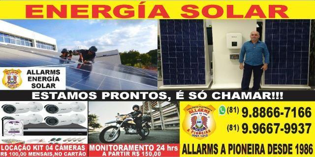 Energia solar, estamos prontos é só chamar! - Foto 3
