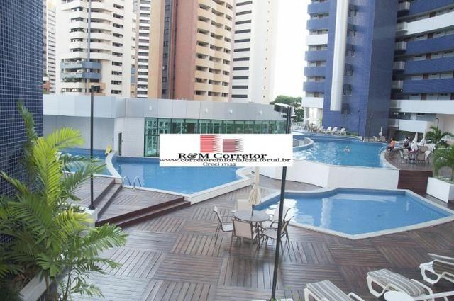 Apartamento por temporada na Praia de Iracema em Fortaleza-CE (Whatsapp) - Foto 12
