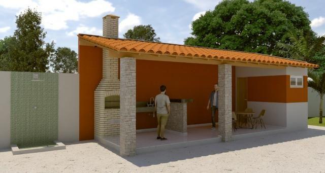Casa com Churrasqueira e Piscina . Bairro Planalto - Parnaiba - Foto 2