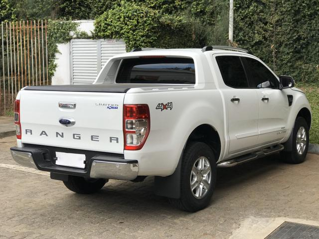 Ford ranger limited 3.2 4x4 diesel 2014 - Foto 5