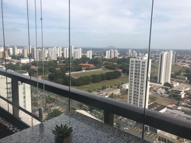 278 - goiabeiras tower - apartamento padrão 125m² com área gurmet completa - Foto 9