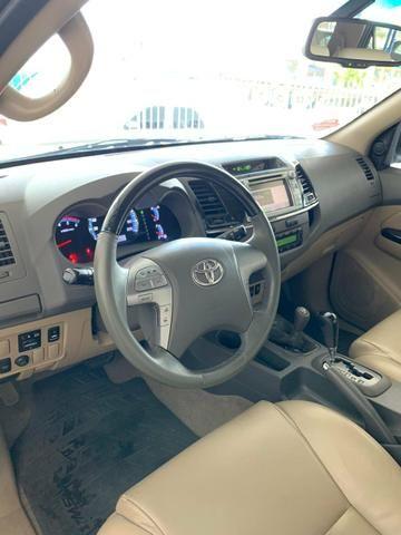 Toyota Hilux SW4 Muito Nova 7 lugares 2013 - Foto 11