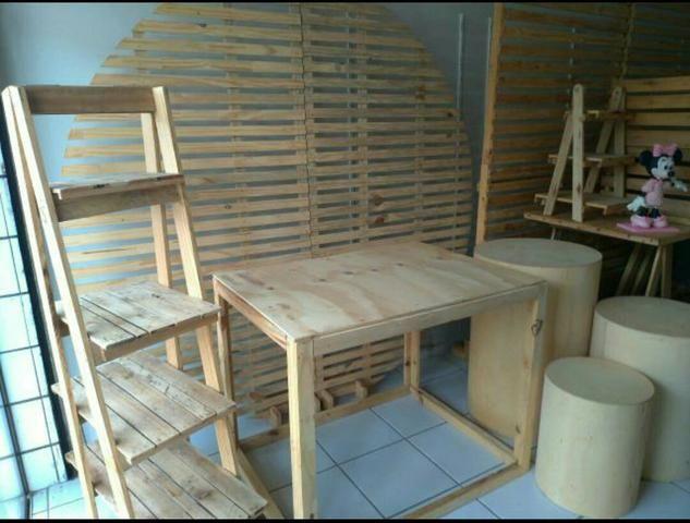 Aluguel de móveis infantil para festa do seu bebê - Foto 2