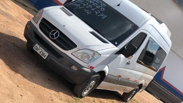 Vendo Van Mercedes Sprinter 415