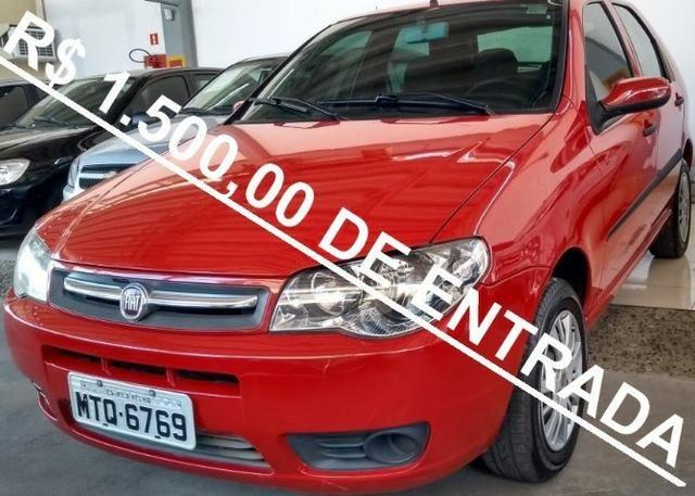 Fiat Palio 1.0 2010/2011 Completo