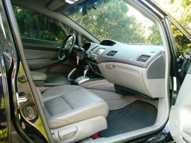 Honda Civic lxs 1.8 Flex Automatico - 2008 - Foto 10