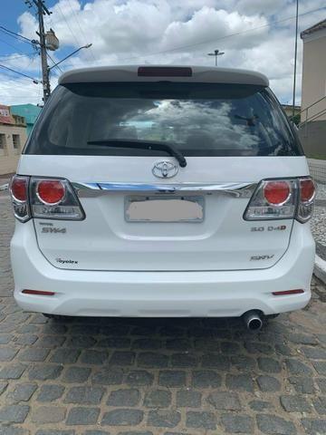 Toyota Hilux SW4 Muito Nova 7 lugares 2013 - Foto 7