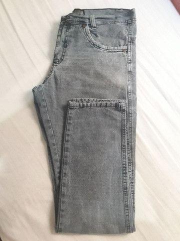 Calça jeans masculina 42/44