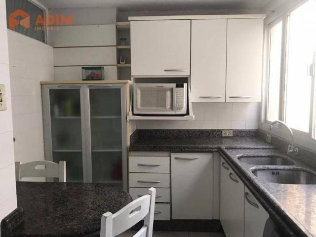 Apartamento com 3 dormitórios para alugar, 150 m² por R$ 2.500,00/mês - Pioneiros - Balneá - Foto 13