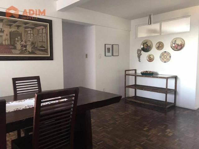 Apartamento com 3 dormitórios para alugar, 150 m² por R$ 2.500,00/mês - Pioneiros - Balneá - Foto 9