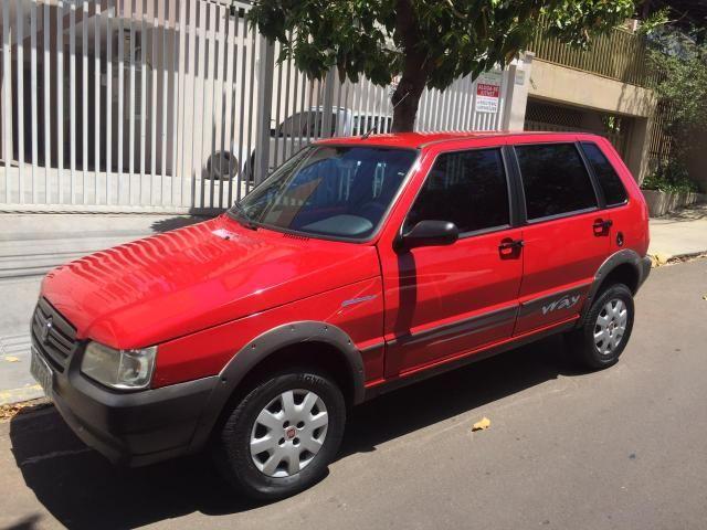 Fiat uno Way. Completo raridade - Foto 4