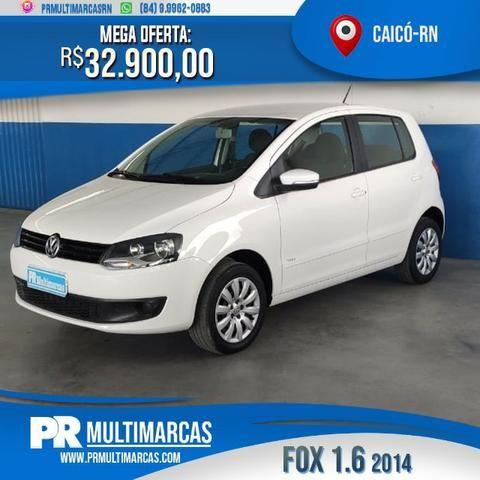 VW Fox Trend 1.6 2014