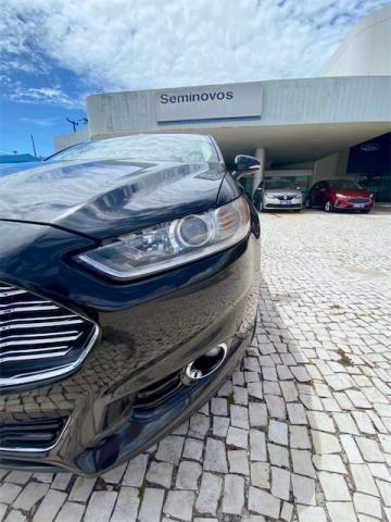 Ford fusion 2.0 titanium fwd 16v gasolina 4p automático - Foto 6