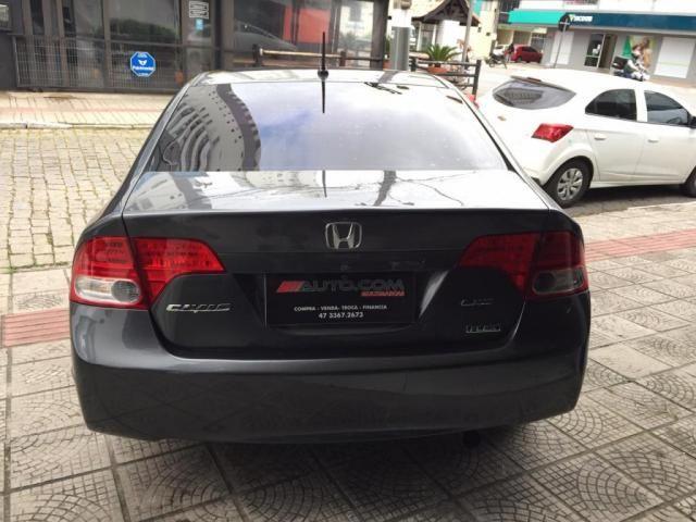Honda Civic LXS aut. 2007/2008 - Foto 3